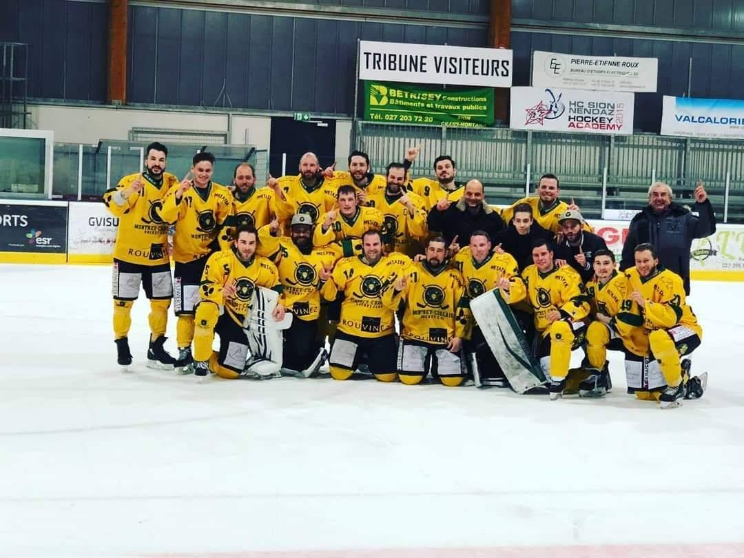 calendrier playoff hockey suisse 2019